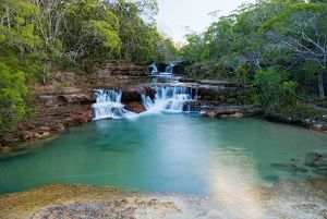 Twin Falls Cape York QLD
