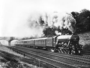 Flying Scotsman, 1944