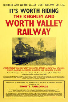 Keighley and Worth Valley Light Railway pos
