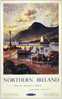 Northern Ireland - Where the Mountains of