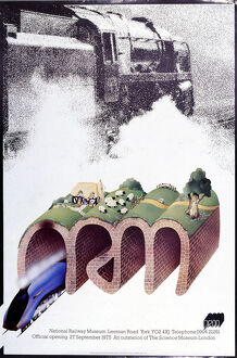 'NRM', NRM poster, 1975. Poster produced fo