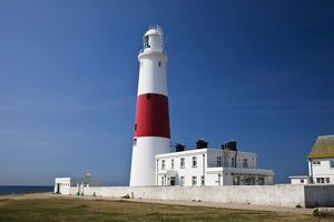 Portland Bill Lighthouse, Isle of Portland, Dorset, England