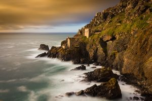 Botallack Long Exposure