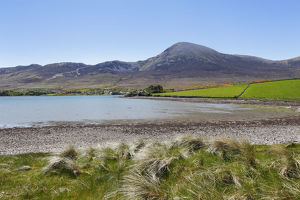 Croagh Patrick mountain, Carrowkeeran, County Mayo, Connacht province, Republic of Ireland