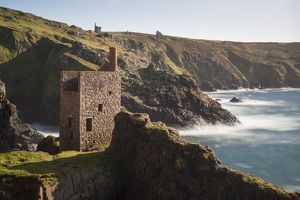 Crown Mines, Bottalock, Lands End, Cornwall