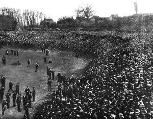 Cup Final Crowds