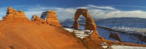 Delicate Arch Afternoon
