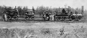 First US Railway