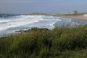 Fistral Beach, Newquay, Cornwall, England, United Kingdom