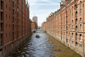fleet historic speicherstadt warehouse district