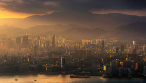 travel imagery/travel photographer collections coolbiere landscapes/hong kong city jardines viewpoint