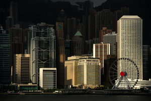 travel imagery/travel photographer collections coolbiere landscapes/hongkong skyline victoria habour