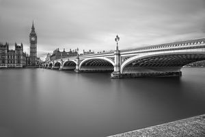 House of Parliament and Westminster Bridge