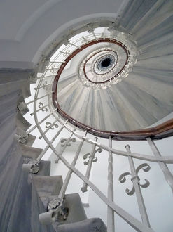 Istanbul Staircase