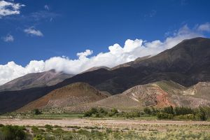 travel/unesco world heritage/landscape quebrada humahuaca argentina south