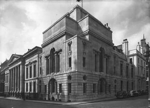 Law Society Building in Chancery Lane, London