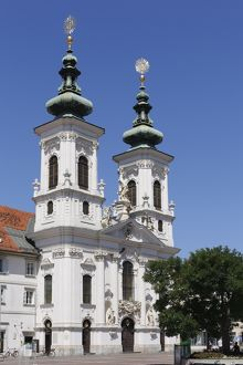 travel/photographer collections martin siepmann/mariahilf church minorites church graz styria