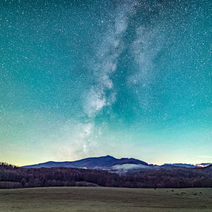 Milky Way Mountain