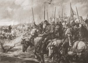 Morning of Agincourt