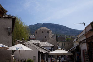 travel/unesco world heritage/mostar old city