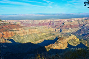 Point Imperial, North Rim, Grand Canyon National Park, Arizonaa, USA