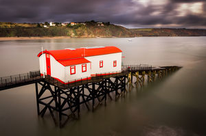 Tenby Lifeboat Station in 40 Seconds