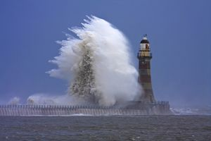 Roker Lighthouse Going Going Gone