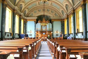 Saltaire United Reformed Church, Yorkshire, England