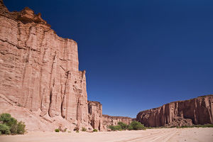 travel/unesco world heritage/sandstone canyon national park parque nacional