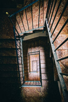 architecture/staircase
