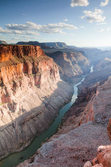 travel/photographer collections matteo colombo travel imagery/sunset colorado river grand canyon usa
