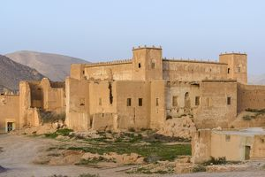 The Taliouine kasbah, Morocco