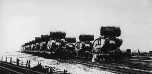 Tanks For Cambrai
