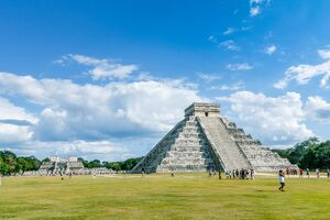 Temple of Kukulkan, usually known El Castillo