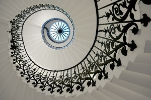 Tulip Stairs, The Queen's House