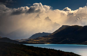 travel imagery/travel photographer collections coolbiere landscapes/view mountain torres del paine