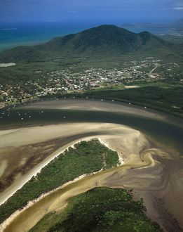 Endeavour River and Cooktown,