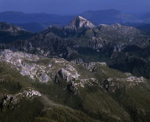 Frenchmans Cap, 1443 m