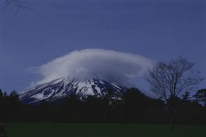 photographer galleries/nature production collection/mount fuji cloud cap
