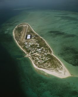 Poruma Island, formerly called Coconut Island,