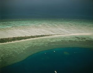 Reef between Poruma (Coconut Island) and Masig (Yorke Island),