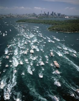 Sydney to Hobart yacht race,