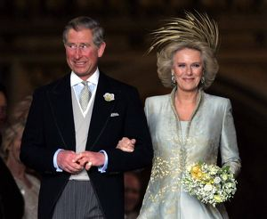 Marriage of Prince Charles and Camilla Parker Bowles