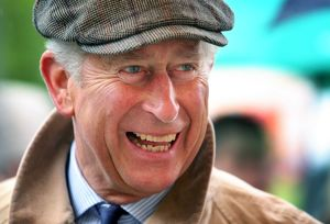 Prince of Wales attends Scotsheep