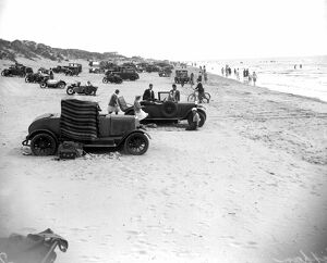 Camber Sands, Sussex. 1933