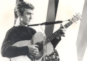 Martin Carthy Folk singer who is to appeared on ABC Television's 'Hallejuah'