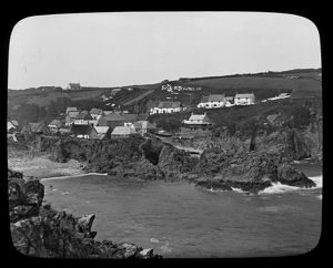 Cadgwith village and harbour, Cornwall