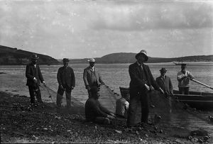 Camel Estuary, Padstow, Cornwall. Around 1910