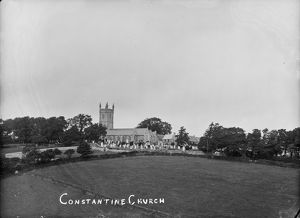 Constantine Church, Constantine, Cornwall