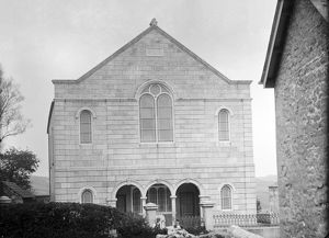 Constantine Wesley Chapel, Cornwall. Early 1900s